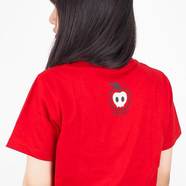 BLOODY BUNNY(FORGIVE) RED T-SHIRT