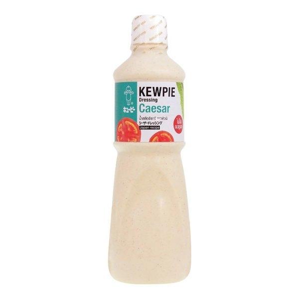 KEWPIE CAESAR 1 LITER คิวพีน้ำสลัดซีซ่าร์ 1 ลิตร