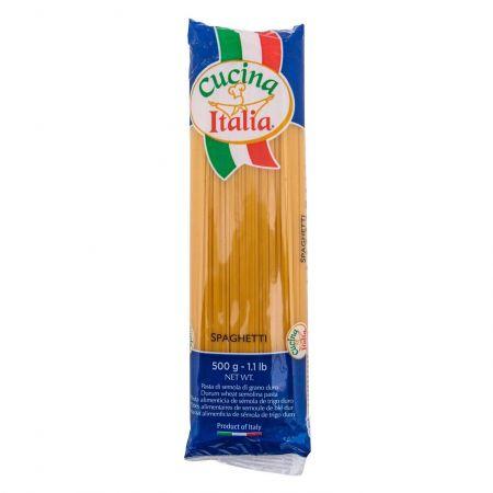 SPAGHETTI CUCINA ITALIA เส้นสปาเกตตี้ 500 G.