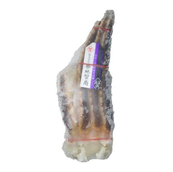 King Crab Leg 5L (TARABA) ก้ามปูอลาสก้าแช่แข็ง ไซส์ 1 Kg. x  4 Packs