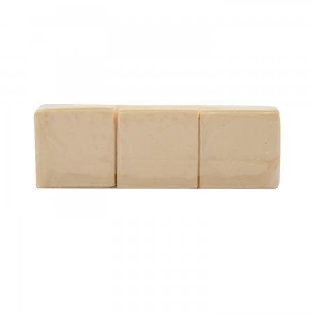 BURGER SLICES PROC.CHEESE WHITE เนยแข็งเชดดาชนิดแผ่น (84 Slices) 1 Kg.