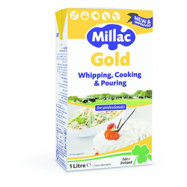 Milac Gold Cream Alternative 1L. (10500002)