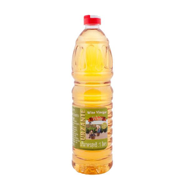 URZANTE WHITE WINE VINEGAR น้ำส้มสายชูจากไวน์ขาว 1 L.