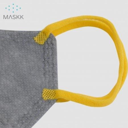 1 กล่อง 6 ชิ้น เทาเหลือง ผู้ใหญ่ DCPRO (M,L)