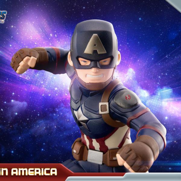 "Marvel's Avengers : Endgame Premium PVC ""Captain America"" Figure ส่งฟรีทั่วประเทศ"