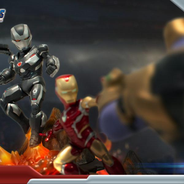 Marvel's Avengers : Endgame Premium PVC 2nd Wave Figure Set ส่งฟรีทั่วประเทศ