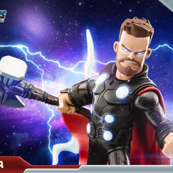 "Marvel's Avengers : Endgame Premium PVC ""Thor"" Figure ส่งฟรีทั่วประเทศ"