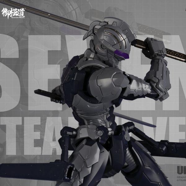 Seven Stealth Ver (Fair Exclusive)