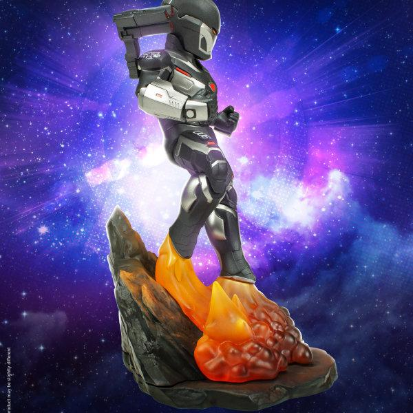 "Marvel's Avengers : Endgame Premium PVC ""War Machine"" Figure ส่งฟรีทั่วประเทศ"