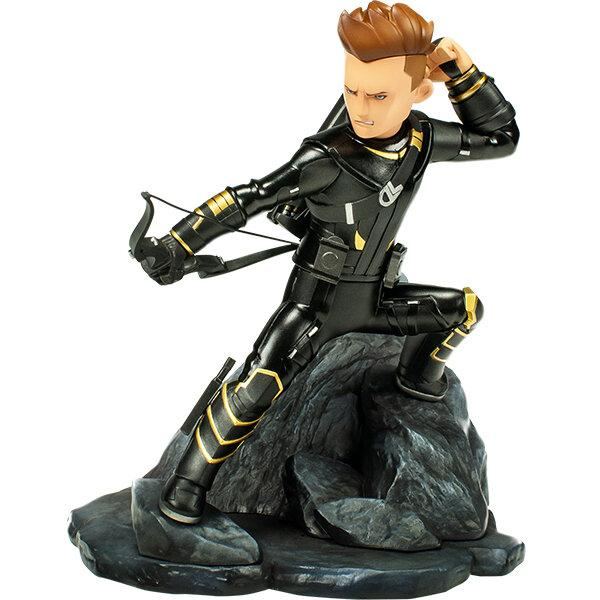 "Marvel's Avengers : Endgame Premium PVC ""Hawk Eye"" Figure ส่งฟรีทั่วประเทศ"