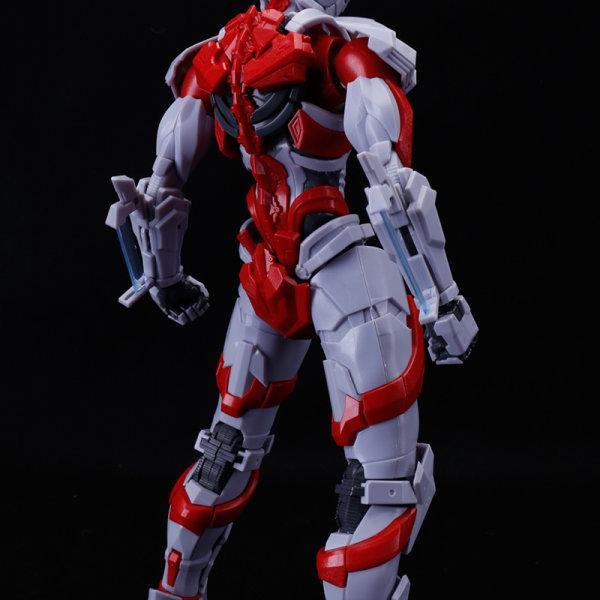 Ultraman Manga (Unpainted PLAMO)