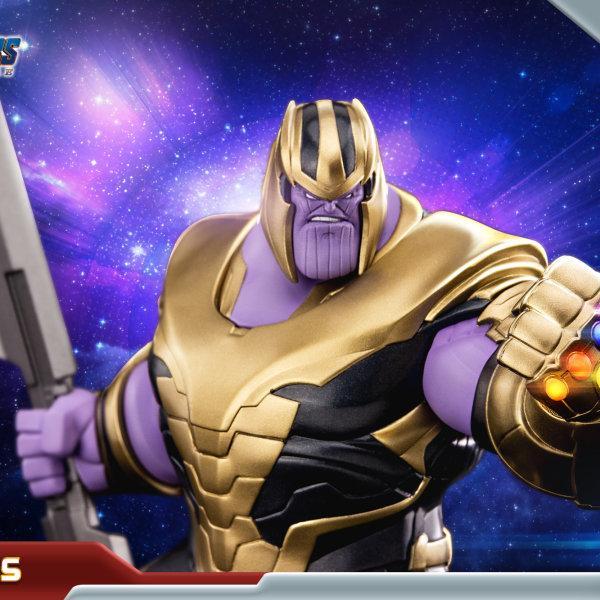 "Marvel's Avengers : Endgame Premium PVC ""Thanos"" Figure ส่งฟรีทั่วประเทศ"