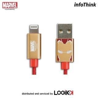 MARVEL, INFOTHINK, iPhone Cable, Civil War, Iron Man