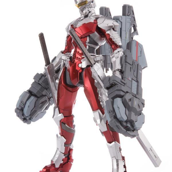 Pre-Order Ultraman Ver7.3 1/6 Scale Die-Cast  (Action Figure)