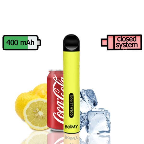 V BalMY Disposable Pod - Cola Lemon ใช้แล้วทิ้ง