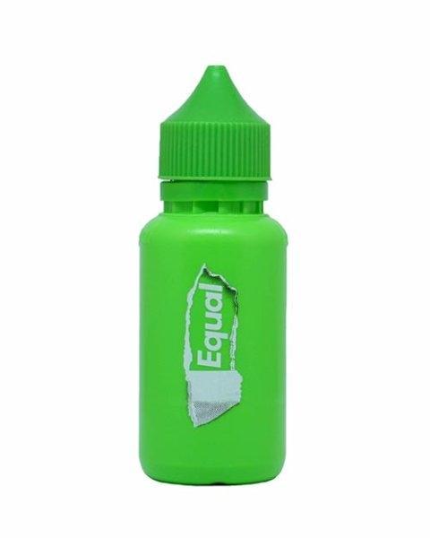 น้ำยาบุหรี่ไฟฟ้ามาเลเซีย New Equal horny Grape (เขียว) เย็น 60ml นิค0