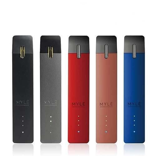 บุหรี่ไฟฟ้า MYLE ตัวเครื่อง (Pod น้ำยาซื้อแยก) [แท้]