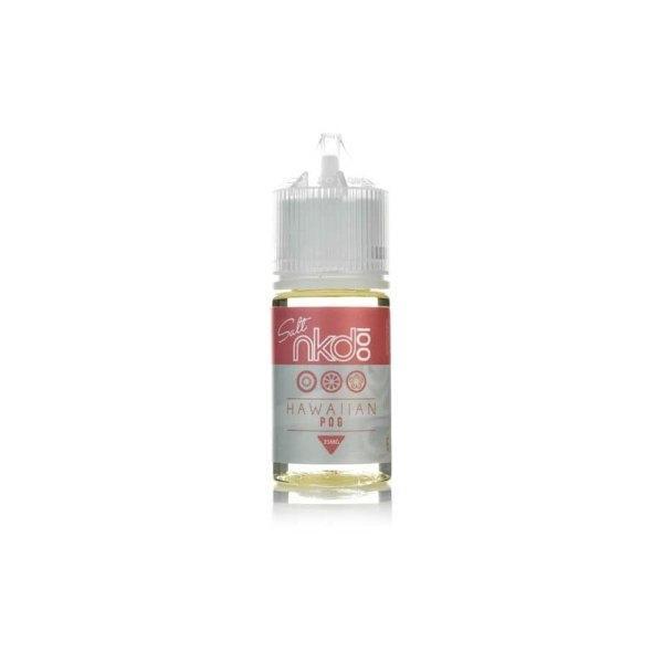 [น้ำยา POD Salt Nic USA] NKD100 Hawaiian Pog 30ml นิค35[ไม่เย็น]