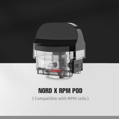 F SMOK Nord X Cartridge FOR RPM COIL [1ชิ้น]
