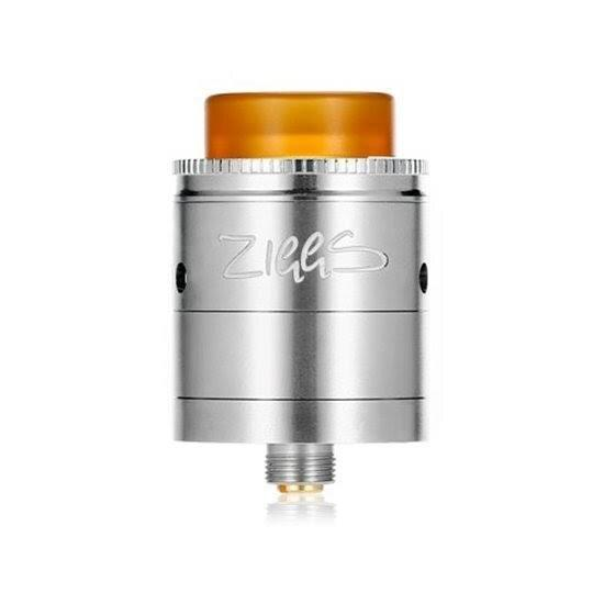 F AUTHENTIC ADVKEN ZIGGS 24MM RDTA-SS [CLONE]
