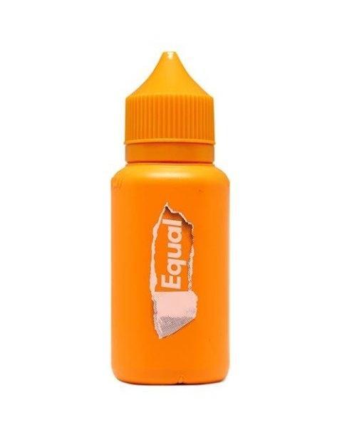 น้ำยามาเลเซีย New Equal Mix Grape (สีส้ม) เย็น 60ml นิค0