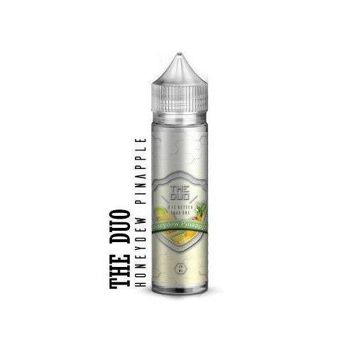 น้ำยาบุหรี่ไฟฟ้ามาเลเซีย The Duo - Honeydew Pineapple 60ml นิค6 [เย็น]