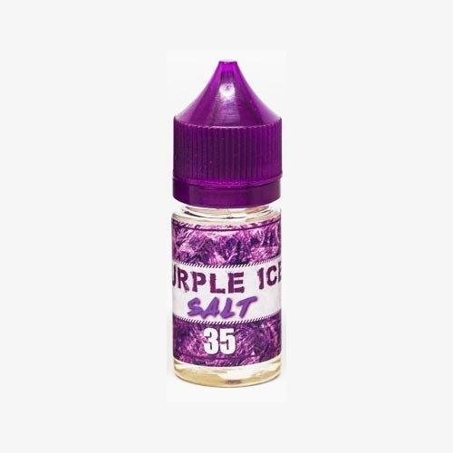 [น้ำยา POD Salt Nic] Purple Ice 30ml Nic35 เย็น