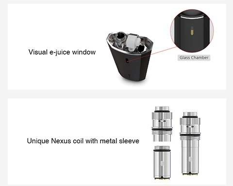 บุหรี่ไฟฟ้า Vaporesso Nexus AIO POD Kit เปลี่ยนคอยล์ได้ [แท้]