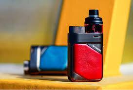 F [บุหรี่ไฟฟ้าPOD]  Vaporesso Swag PX80 Pod Mod Kit [ถ่านซื้อแยก]