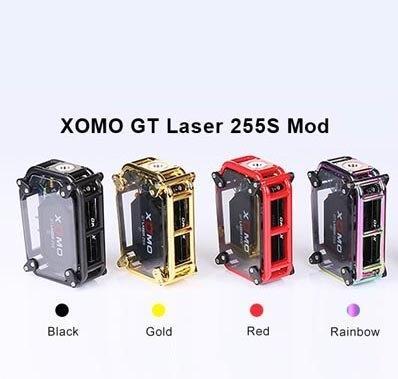 Xomo GT Laser 255S 150W Box Mod [แท้]