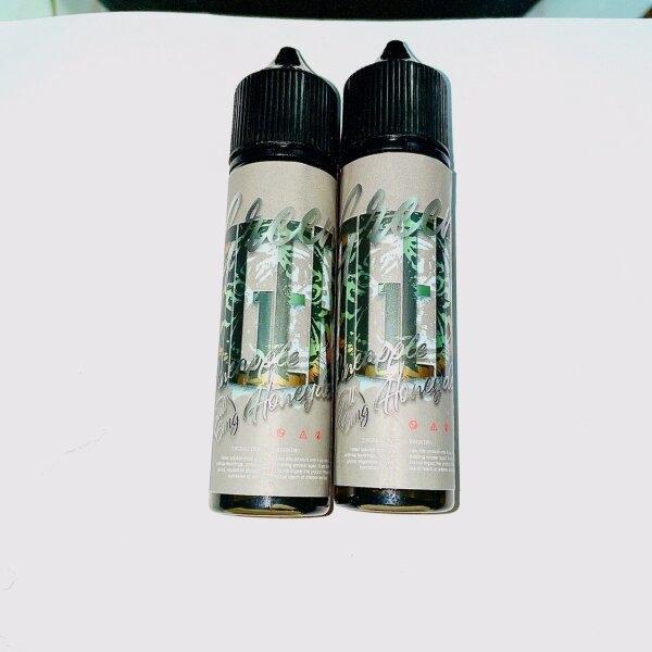 [น้ำยา POD SALT NIC] GREEN TIGER HONEYDEW NIC6 (เย็น) (ใช้ได้ทุกอุปกรณ์)