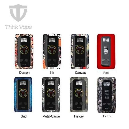 [Think Vape] Thor 200W TC Box MOD [แท้]