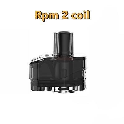 F [POD เปล่า] SMOK Scar P5 Cartridge RPM2 COIL (1ชิ้น)