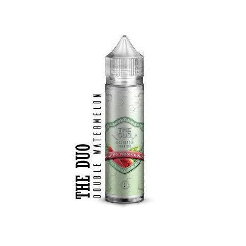 น้ำยาบุหรี่ไฟฟ้ามาเลเซีย The Duo - Double Watermelon 60ml นิค6 [เย็น]