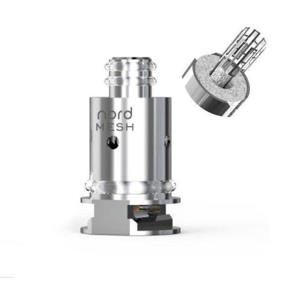 coil for Smok Nord pod /Trinity Pod/Orbit Pod/0.6ohm coil 1ชิ้น