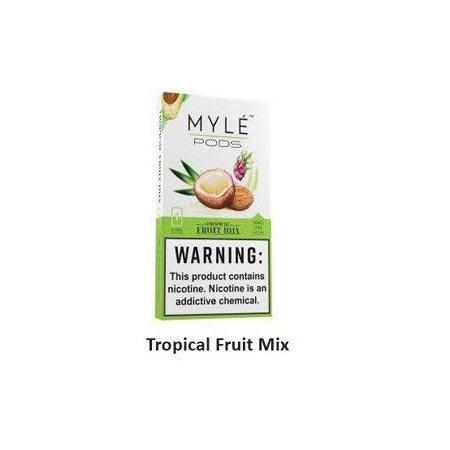 Myle Pods Tropical Fruit Mix 50mg /1ชิ้น