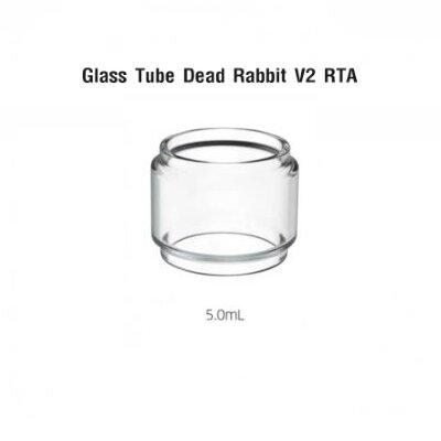 F ปลอกแก้ว GlassTube Dead Rabbit V2 RTA 5ml