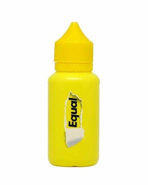 น้ำยามาเลเซีย New Equal Mango (สีเหลือง) เย็น 60ml นิค0