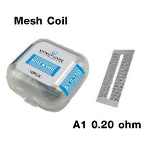 F ลวดตาข่าย VandyVape Mesh Coil (0.2ohm)