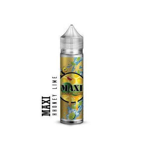 น้ำยาบุหรี่ไฟฟ้ามาเลเซีย Maxi Honey Lime 60ml นิค3 [เย็น]