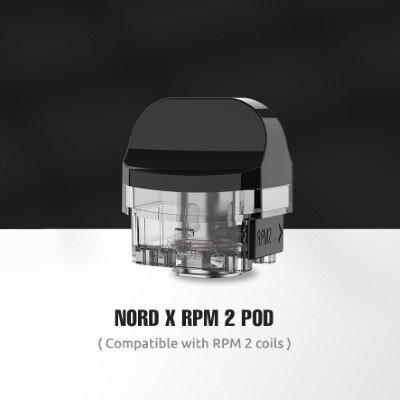 F SMOK Nord X Cartridge FOR RPM2 COIL [1ชิ้น]