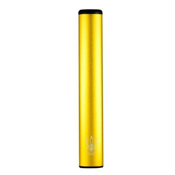บุหรี่ไฟฟ้าใช้แล้วทิ้ง WERTI MINI GREEN MANGO ICE STARTER KIT Nic50 [แท้] /1ชิ้น