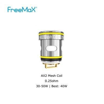 F Coil FreeMax Autopod50 0.25 ohm AX2 Mesh Coil [1ชิ้น]