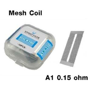 F ลวดตาข่าย VandyVape Mesh Coil(0.15)