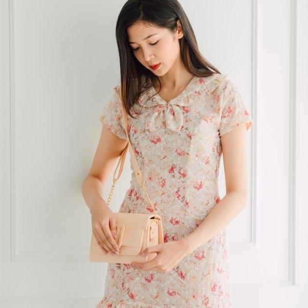 Andrea Sailor Collar Dress