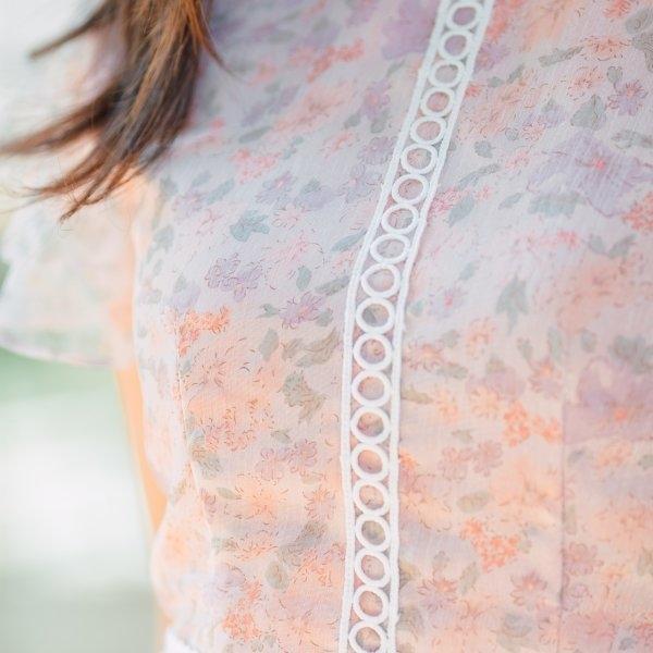 Naya Chiffon Sweet Dress