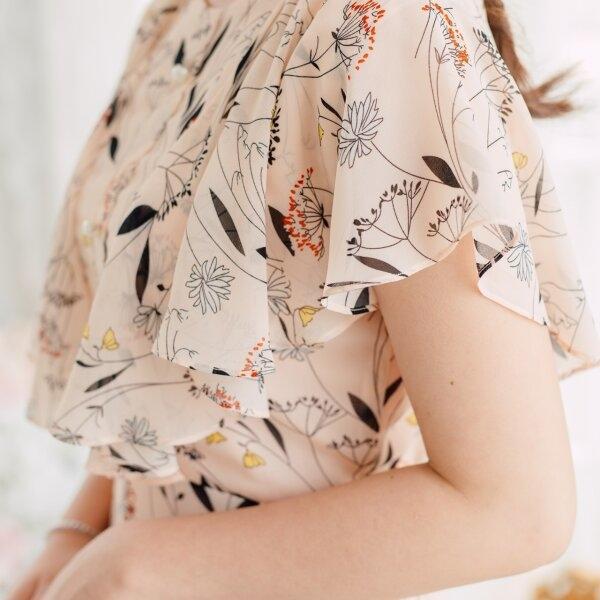 Vida Butterfly Dress