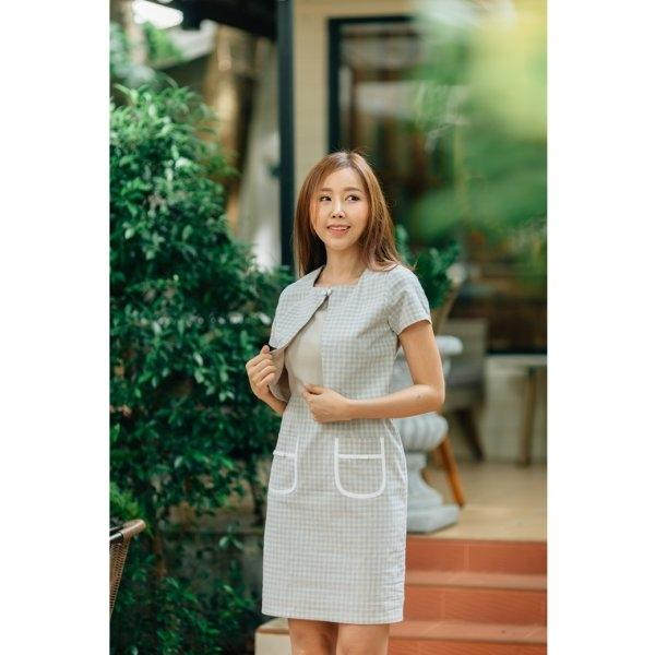 Nicole Pocket Dress