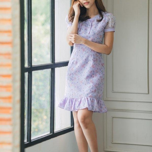 Nana Doll Sleeve Dress