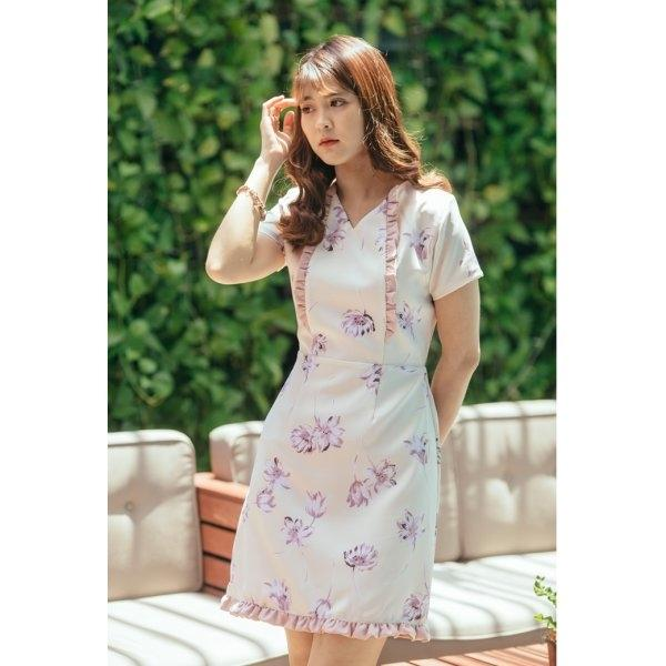 Nora Soft Pink Dress